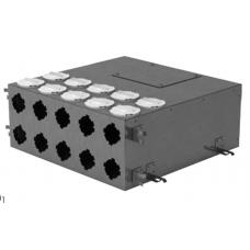 BlauFast SR 160/75x10 01 Коллектор металлический  с фланцем, d=67 мм