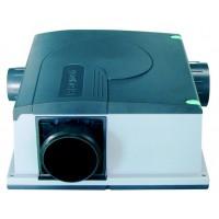 V4A 336 Центральный вентилятор V4A premium для квартир или индивидуальных домов, расход воздуха 210 м³/ч, макс. давление 118 Па,  мощность 12.5-22 Вт, 230V