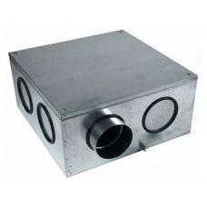VAM 767 Aereco  Вентилятор для 6 помещений, расход воздуха 250 м³/ч, макс. давление 130 Па, мощность 23-44 Вт, 230V