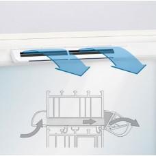 AEA 1339 Проставка для EНМ, направленный поток воздуха, цвет по RAL 9003 (белый)