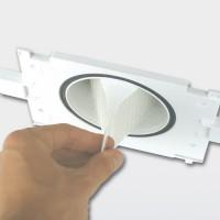 AEA 774 Съемная решетка F-EHT против насекомых, пластиковая, Ø100 мм для EHT