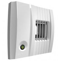 BXC 401 CO2, вытяжное устройство, фиксированный расход воздуха 12-80/130 м³/ч, пиковый расход воздуха от датчика СО2, соединение Ø100 мм, 3V DC