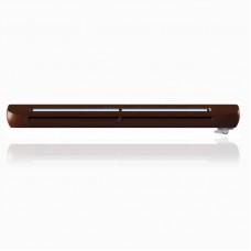 EAR 283 (EHA²) Приточный клапан для окон с гигрорегулированием 5-35 м³/ч, цвет по RAL 8017 (тик)