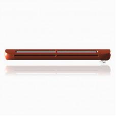 EAR 286 (EHA²) Приточный клапан для окон с гигрорегулируванием 5-35 м³/ч, цвет по RAL 8001(дуб)