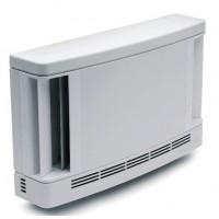 EFT 026 Приточный стеновой клапан фиксированный расход воздуха 40 м³/ч, цвет по RAL 9003 (белый)