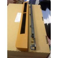 EHM 1279 Приточный оконный клапан, гигрорегулируемый расход воздуха 5-35 м³/ч, переключатель режимов работы, цвет по RAL 8001 (дуб)
