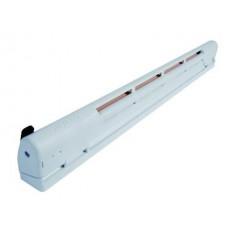 EMM 716 Приточный клапан для окон с гигрорегулированием 5-35 м³/ч, цвет по RAL 9003 (белый)