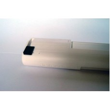 EMM 751 Приточный клапан, гигрорегулируемый расход воздуха 11-35 м³/ч, для оконных конструкций, цвет по RAL 9003 (белый)