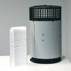 VBP051 Комплект вентилятора ms с теплозащитным кожухом: VBP043 + VBP070