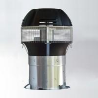 VBP 2 1124 ms Гибридный вентилятор, для многоэтажных домов, расход воздуха 1000 м³/ч, макс. давление 35 Па, мощность 43 Вт, 230 V