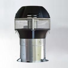 VB21124 ms Гибридный вентилятор, для многоэтажных домов, расход воздуха 1000 м³/ч, макс. давление 35 Па, мощность 43 Вт, 230 V