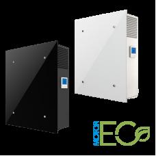 FRESHBOX E1-100 комнатная установка с рекуперацией тепла и догревом приточного воздуха.