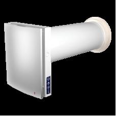 Blauberg FRESHER 50  Проветриватель компактный стеновой с фильтрацией