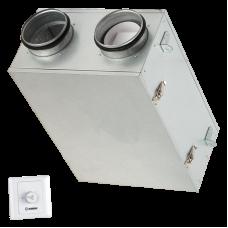 Blauberg KOMFORT Ultra D105 (-A) Комнатная подвесная вентиляционная установка с рекуперацией тепла. (арт. 1000072071/81)