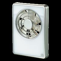 Smart 100/125 Blauberg интеллектуальный, программируемый вытяжной вентилятор (РРЦ)