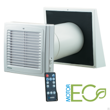 Blauberg Winzel Comfo  Компактная приточно-вытяжная установка с регенерацией тепла 4,7 Вт (РРЦ)