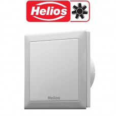 M1/100 F Helios MiniVent, 2 режима мощности и управление в зависимости от уровня влажности (арт. 6175)