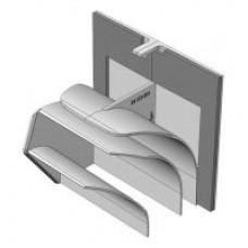ELS-ARS Комплект для установки выпуска сзади для ELS-GU/-GUBA (арт. 8185)