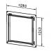 ELS-VA Адаптер для установки корпуса вентилятора (арт. 8189)