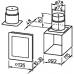 ELS-ZS Комплект для подключения 2-го помещения ELS-ZS (арт. 8186)