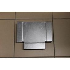 Helios FK-T 150/150/150 Плоскоканальная система, T-образное разветвление 3 x 150 x 50 мм, оцинкованная листовая сталь (арт. 2921)