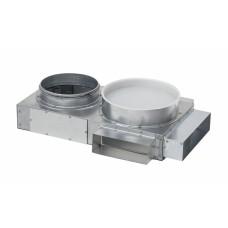 Helios FK-VK Распределительная коробка 4 x NW 150 и 1 x NW 200 оцинкованная листовая сталь (арт. 2987)