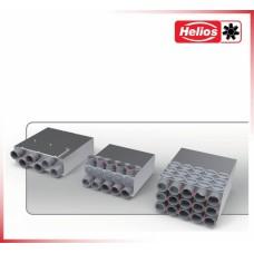 Helios FRS-FVK 6-75/125 Плоская распределительная коробка FlexPipe 6 патрубков (арт. 3845)