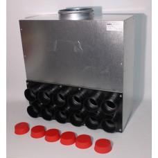 Helios FRS-VK 12-63/160 Распределительная коробка для FRS-R 75/63  и диаметром подсоединения DN 160 (арт. 9336)