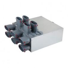 Helios FRS-VK 10-51/160 Распределительный коллектор FlexPipe 10 патрубков (арт. 3849)