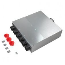 Helios FRS-VK 6-63/125 Распределительная коробка с 6-штуцерами для FRS-R 63, подключение-D.125 (арт. 9355)
