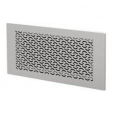Helios FRS-WGS 3 E FlexPipe набор настенной решётки для настенно-грунтового ящика нержавеющая сталь, ДИЗАЙН 3 (арт. 3904)
