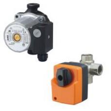KWL PMA 250 Комплект насос-смеситель для регулирования водяного калорифера в HygroBox KWL