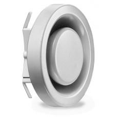 Helios MTVA 75/80 Металлический тарельчатый клапан, диаметр 75-80 мм для отводимого воздуха (арт. 8868)