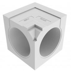 Helios Renopipe RP - AW внешний угол 90° с гладким профилем уп. 4 шт. (арт. 3076)