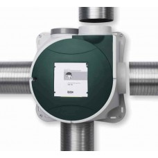ZEB 380 Helios Центральный вытяжной вентилятор, 180-430 м³/ч (арт. 1456)