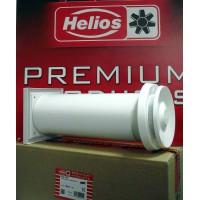 ZLA 100 Helios Автомат подачи приточного воздуха с фильтром G3 (арт. 0215)