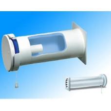 ZLE 100 Helios Приточный стеновой клапан с ручным регулированием (арт. 0079)