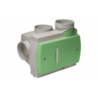 ZEG EC Maico. Центральный вытяжной вентилятор, расход до 420 м³/ч