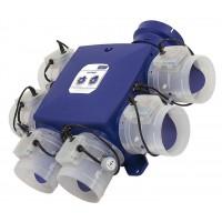 Healthbox compact II kit мультиканальный блок центрального вентилятора (арт. 801089)