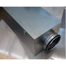 КПУ-700 Компактная приточная установка с водяным нагревом (с автоматикой)