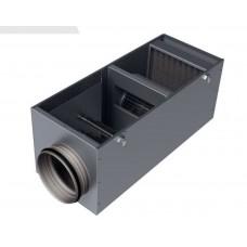 КПУ-1000 Компактная приточная установка с водяным нагревом (с автоматикой)