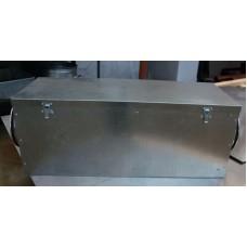 КПУ-400 Компактная приточная установка с водяным нагревом (с автоматикой)