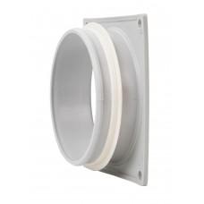 Vilpe 150x150 фланец вентиляционной решетки 100 мм