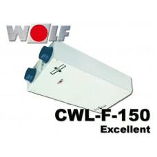 CWL-F-150 Exellent. Приточно-вытяжная установка без электрического нагревателя (арт. 2138091)